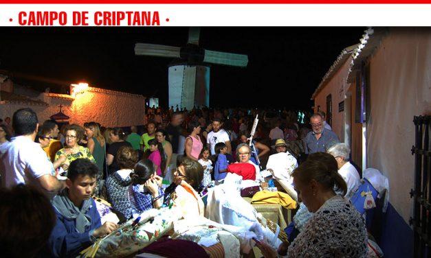 Campo de Criptana regresó al Siglo XVI a través de La Noche Cervantina