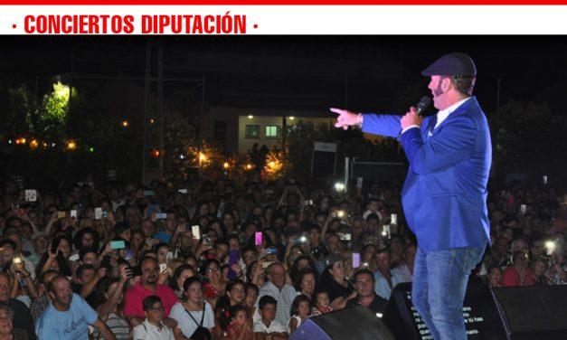 Paco Candela, más flamenco y rociero que nunca, en Terrinches con los conciertos de la Diputación