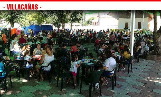 Concurso de pintura infantil en Villacañas