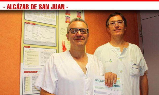 El Hospital de Alcázar de San Juan, pionero en el uso de prótesis plásticas pancreáticas