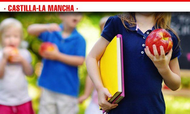 El Gobierno regional dará continuidad e impulsará el próximo curso el Programa Escolar de Consumo de Frutas, Hortalizas y Leche