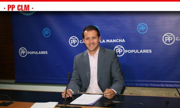 """Velázquez exige a Page medidas eficaces para """"solucionar la lacra de las agresiones a profesionales sanitarios en Castilla-La Mancha"""""""