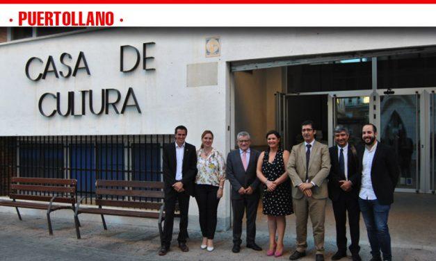 La Diputación invierte 450.000 euros en el nuevo Centro de Adultos de Puertollano