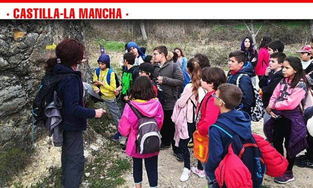Cerca de 2000 alumnos de Castilla-La Mancha han descubierto los parajes naturales gracias a las actividades organizadas por el Gobierno regional
