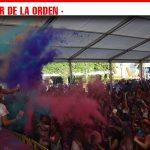 Fly Colours, espectáculo de teatro y Réplica Fest en las fiestas de Quintanar