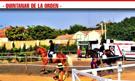 El Club Hípico Quintanar celebra el I Concurso Social de Doma