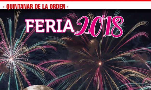 Todo listo para disfrutar de la Feria y Fiestas en Honor a la Virgen de la Piedad en Quintanar de la Orden