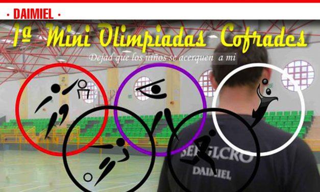 'Los Negros' organizarán en septiembre las primeras Mini Olimpiadas Cofrades