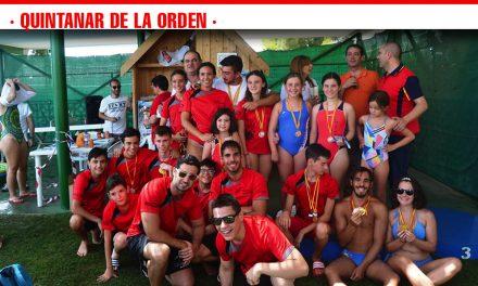 Éxito del XIX Torneo de Natación en Quintanar de la Orden