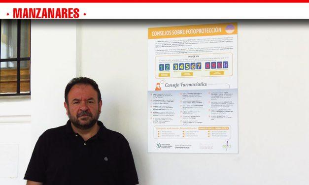 El Ayuntamiento de Manzanares ha instalado una serie de paneles informativos en distintas zonas de la ciudad