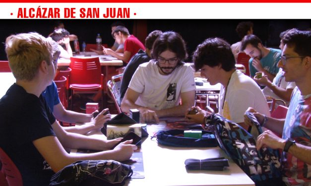 Juegos de mesa, videojuegos y deporte para los más jóvenes en las II Paletoreturns
