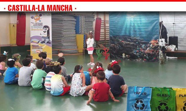 Castilla-La Mancha incrementa en un diez por ciento la recogida selectiva de residuos domésticos con más de 75.000 toneladas en el año 2017