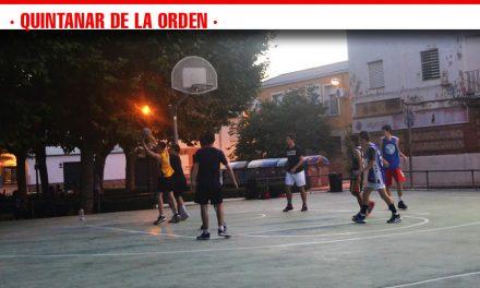 Quintanar de la Orden celebra, un año más, el Torneo 4 x 4 de Baloncesto previo a la Feria