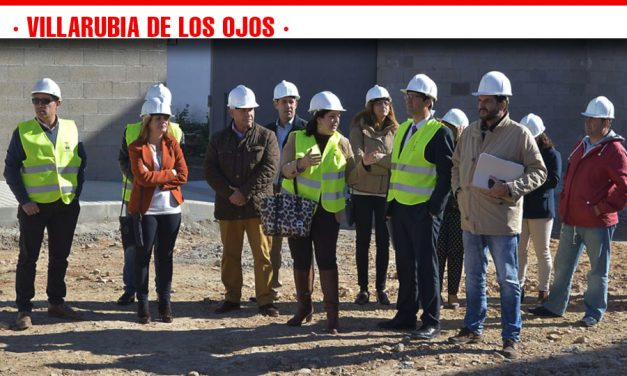 La Diputación invierte 50.000 euros en la urbanización del polígono industrial de Santa Ana de Villarrubia de los Ojos