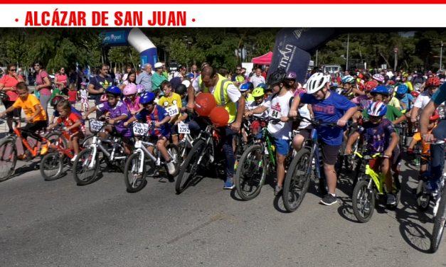 La XI carrera de Bicis y Triciclos organizada por AFANION ha vuelto a ser un éxito de participación con más de medio millar de participantes