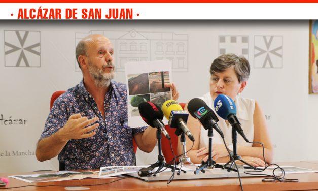 Equo denuncia las deficiencias que presenta el carril bici de Alcázar de San Juan ante el inicio del curso lectivo