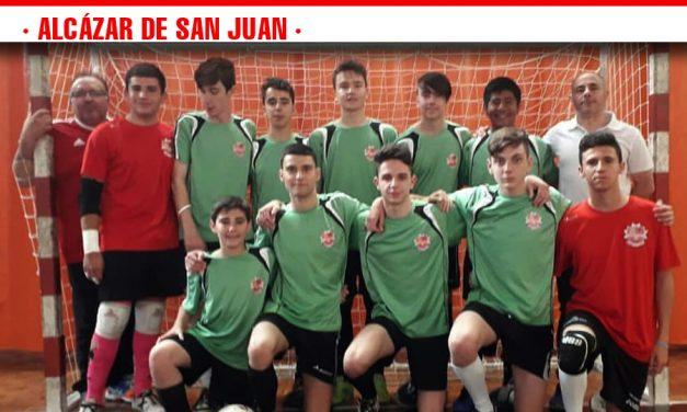 El Club Deportivo FUTSAL Alcázar de San Juan ocupará una plaza en la Competición Regional Cadete