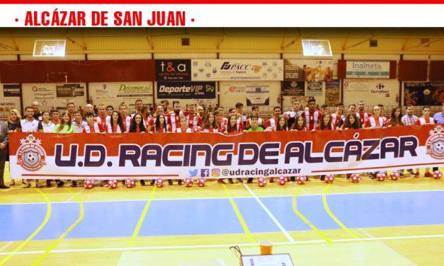 La UD Racing de Alcázar pone en marcha el 'Día del Aficionado' este sábado para rendir homenaje a los seguidores locales
