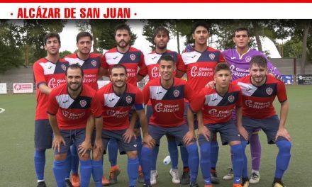 El Sporting de Alcázar debuta ante su afición consiguiendo una trabajada victoria por 2-0 ante el Miguelturreño