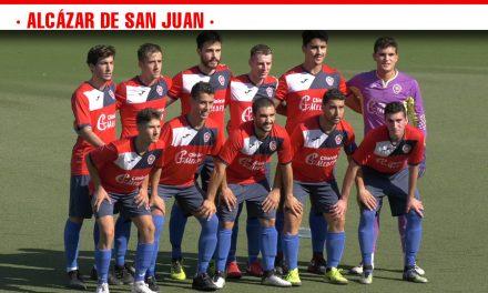 El Sporting de Alcázar suma tres puntos más en casa venciendo 4-1 a un gran UD Carrión