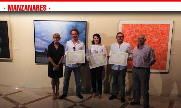 Inaugurada la 42 Exposición del Certamen Nacional de Pintura 'Ciudad de Manzanares'