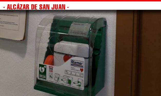 La Sede de Cruz Roja en Alcázar de San Juan ya es un espacio cardio protegido