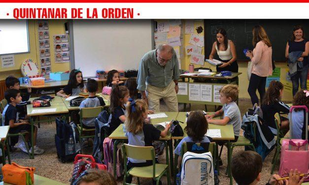 """Comienzan los """"Desayunos Saludables"""" dirigidos a escolares en Quintanar de la Orden"""