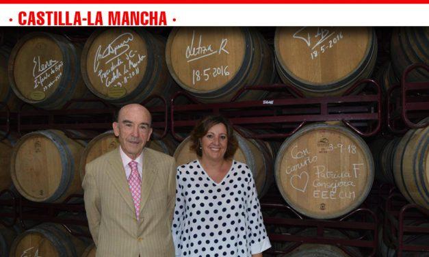 El empleo en el sector de la agricultura ha crecido un 12 por ciento en los tres últimos años en Castilla-La Mancha