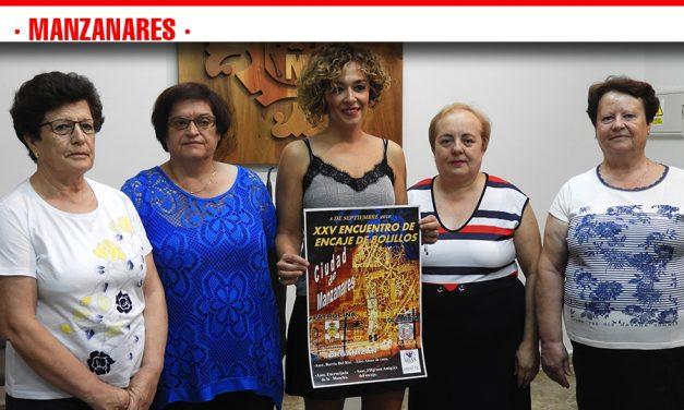 Más de 300 personas de 24 localidades participarán en el Encuentro de Encaje de Bolillos 'Ciudad de Manzanares'