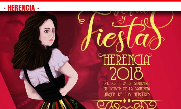 La Feria y Fiestas 2018 de Herencia recupera su identidad y consolida la parte tradicional de municipio