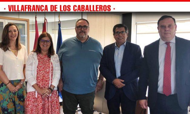 El Gobierno de Castilla-La Mancha pondrá en marcha una sala de fisioterapia en el Centro de Salud de Villafranca de los Caballeros