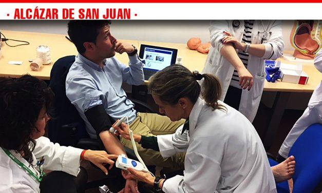 Un centenar de profesionales de la Gerencia de Alcázar de San Juan actualizan conocimientos en el diagnóstico y tratamiento de úlceras venosas