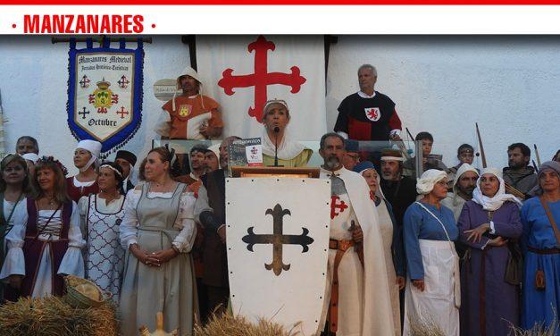 Manzanares celebra las VII Jornadas Medievales del 5 al 7 de octubre