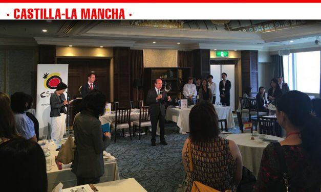 Castilla-La Mancha presenta su potencial turístico por sexto año consecutivo en la Feria Internacional de turismo de Tokio, JATA