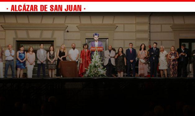 Pregón, pasacalles  y la pólvora dan paso a 8 días de Feria y Fiestas en Alcázar de San Juan