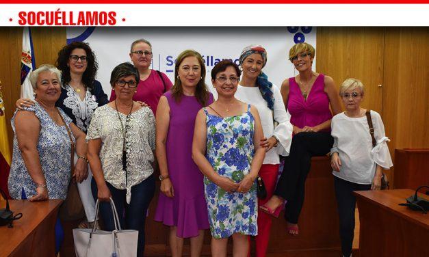 Pruden Medina y el Ayuntamiento de Socuéllamos, premiados en los I Premios Súper Acción que organizan las Supernenas
