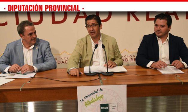 Refuerzan la versatilidad de la UNED como Universidad de la provincia con una campaña en todos los pueblos