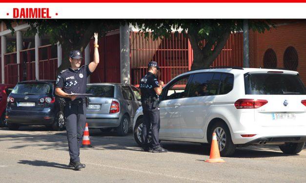 El Ayuntamiento de Daimiel se suma a la campaña de la DGT para evitar distracciones en la conducción