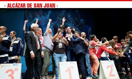 CAMPEONES DE ESPAÑA. Lo han vuelto a hacer, el Club Deportivo ASODISAL se proclama campeón de fútbol 7 inclusivo