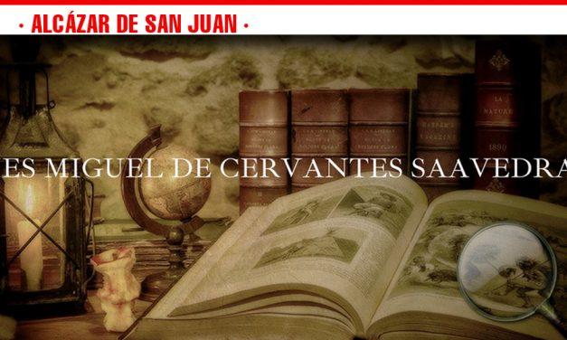 El IES Miguel de Cervantes puede ser uno de los cinco Centros Educativos que participe en el concurso 'Los investigadores'