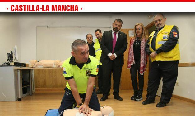 750 docentes se forman en un curso de Reanimación Cardiopulmonar