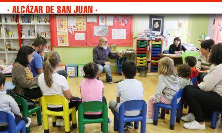Comienzo del ciclo de lectura en la Casa de la Cultura con narraciones orales, encuentros con escritores y actividades para niños pre-lectores