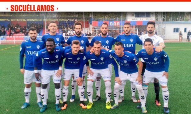 Primera victoria de la temporada a domicilio del Yugo UD Socuéllamos CF tras vencer por 0 – 3 al CF Villacañas