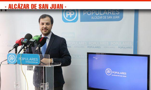 """El Partido Popular denuncia el """"abandono total"""" de Alcázar de San Juan y exige al equipo de Gobierno Socialista """"rigor, seriedad y compromiso"""""""