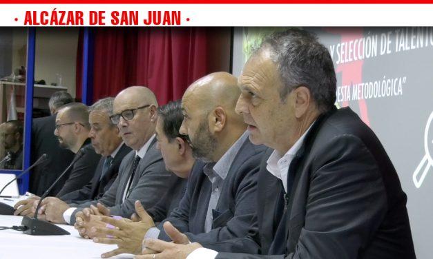 Alcázar de San Juan, sede de la celebración del XXVII Día del Entrenador de Fútbol de Castilla-La Mancha