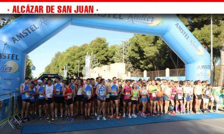 700 corredores en la XXII Media Maratón Memorial Mariano Rivas Rojano celebrada este domingo en Alcázar de San Juan