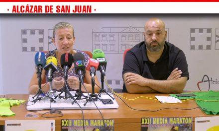 La XXII edición de la Media  Maratón Memorial Mariano Rivas Riojano, contará con 667 participantes que recorrerán los 21,97k el domingo  7 de octubre por las calles de Alcázar de San Juan