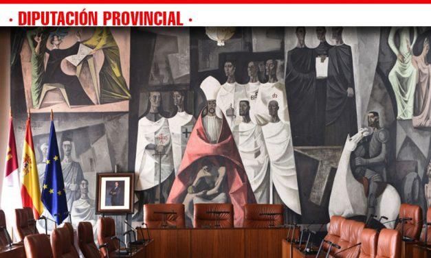 La Diputación, un emblemático Palacio con valor histórico, artístico y patrimonial, cumple 125 años