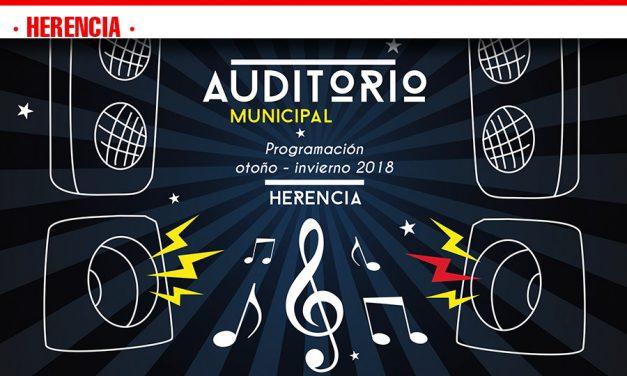 Manu Tenorio sube el telón del Auditorio Municipal para la nueva temporada otoño-invierno