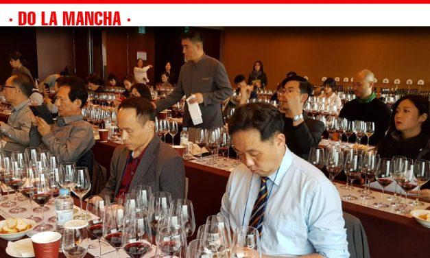Los vinos DO La Mancha cierran con éxito su intensa gira asiática